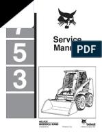 743 operators manual bobcat 753 service manual