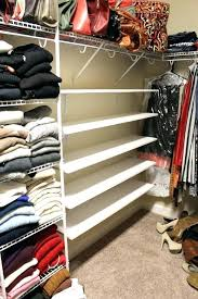 how to build a shoe rack for closet diy shelves in