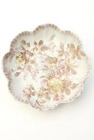 Rose Pattern China Stunning Pink Roses China