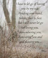 I Will Honor Your Memory Forever I Love And Miss You Dearly My