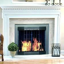 fireplace screens with doors. Black Fireplace Screen Doors S Small Crest With In Screens R