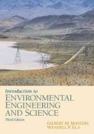 Introduction To Environmental Engineering And Science 3rd Edition ...