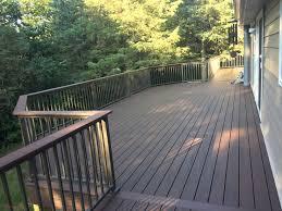 top result diy composite deck kits unique this deck utilized diamond pier footings and a westbury