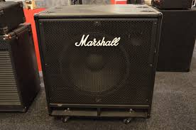 Marshall 4x10 Cabinet Used Cabinets Bass Amps Used Gear At Sam Ash Music