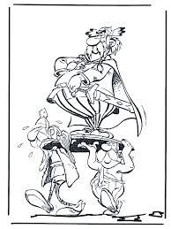 Asterix 1 Kleurplaat Asterix