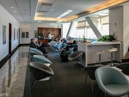 Air France Klm Business Lounge San Francisco