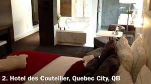 Romantic Jacuzzi Suite Hotel Rooms In The US  Canada YouTube - Seattle hotel suites 2 bedrooms