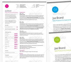 creating a resume in indesign resume ideas
