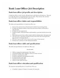 Mortgage Loan Processor Job Description Template Sample Resume For