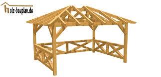 Pavillon einfach selber bauen! - YouTube
