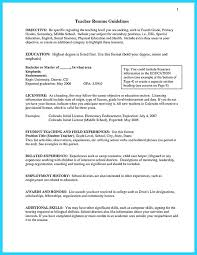 Ideas Of Mesmerizing Medical Assistant Instructor Resume Charming