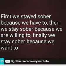 Sobriety Quotes Delectable Awesome Feeling To Want To Stay Sober Sobrietyrocks Sobriety