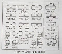 1984 pontiac fiero wiring diagram images fuse box fiero headlight control 84 86 mostly pontiac fiero answers