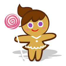Cookie Run Ginger Bright Icons PNG - Free PNG and Icons Downloads