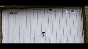 garage door vent installation garage condensation