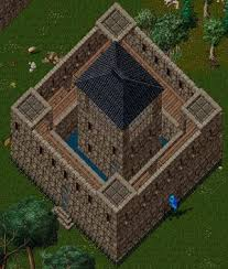 Small Picture Ultima online custom house designs House design