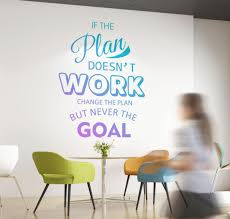 office wall stickers. ABSTRACTQUOTESWALL DECALS Office Wall Stickers