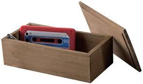 vintage large wooden storage box with lid best er