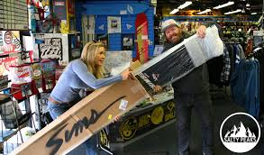 SIMS Snowboards are in the Building! : Salty Peaks
