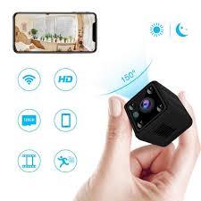 <b>Kruiqi</b> Mini Wifi <b>Camera</b> HD 1080P Home <b>Security</b> Wireless with Cell ...