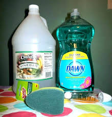 how do you clean hard water stains from glass how to remove hard water stains from