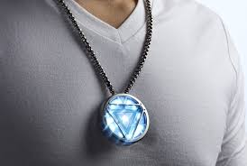Iron Man Reactor Usb Necklace Great Things To Buy