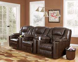 brindle power 764 3 pc home theater seating