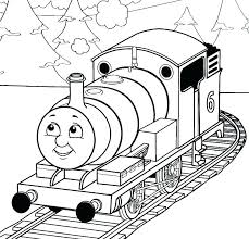 Thomas The Train Free Printables The Train Coloring Pages Free