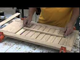sommerfeld s tools for wood window shutter set made easy with marc sommerfeld part 2