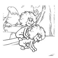 Small Picture Top 20 Free Printable Dr Seuss Coloring Pages Online