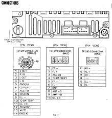 pioneer car stereo diagram detailed schematic diagrams sas bazooka installs bazooka stereo wiring diagram