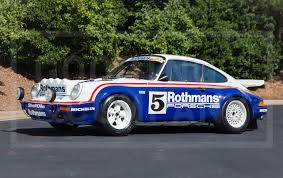 Exclusive and Historic Porsches on Offer at The Pebble Beach ...