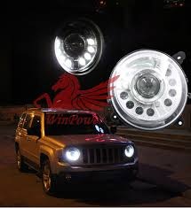 aliexpress com for 2016 2016 jeep patriot led headlight with led strip light