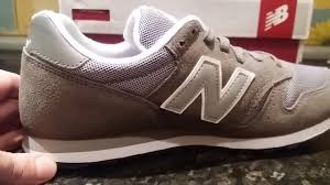 New Balance <b>373 Suede</b> Men Gray Sneakers - YouTube