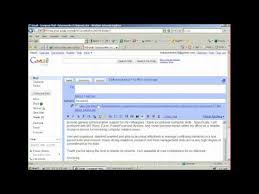 How To Email A Resume How To Attach And Email A Resume Youtube