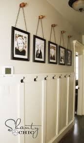 12 Simple Decor Ideas For The Hallway Wall Art Photo Frames Wall Art Ideas  For Hallways