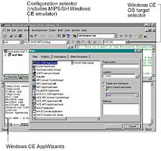 Mfc Hierarchy Chart Visual C For Windows Ce Programming Microsoft Visual C