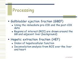 Gallbladder Ejection Fraction Chart Hepatobiliary Imaging Presented By Yang Shiow Wen 11 26 Ppt
