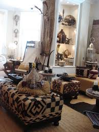 THE AFRICAN FASHIONISTA African Inspired Living Room