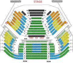 Seating Charts Kansas City Repertory Theatre