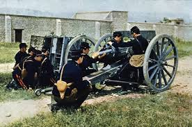 Military Weapons: The French 75mm cannon - Warfare History Network