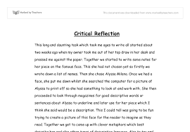 critical essay samples okl mindsprout co critical essay samples