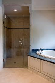 dreamwalls bronze tinted tempered shower enclosure