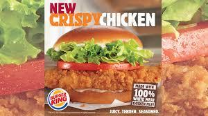 burger king launches new crispy en sandwich