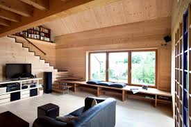 wooden house furniture. View In Gallery Hi-tech-wood-house-gira-3.jpg Wooden House Furniture U