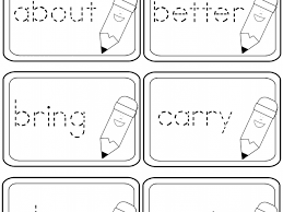 Third Grade Dolch Sight Words Free Printable Math Worksheets For 3rd Grade Third Grade Dolch Sight