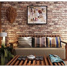 Small Picture York Wallcoverings HE1044 Modern Rustic Brick Wallpaper Amazoncom
