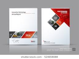 business vector set brochure template layout cover design annual report magazine flyer