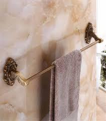 Mmdlai Single Bar Handtuchhalter Badezimmer Antike Badewanne