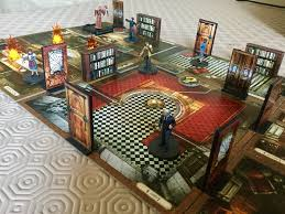Mansions of Madness: Second Edition | Doors and Barricades | Games ...